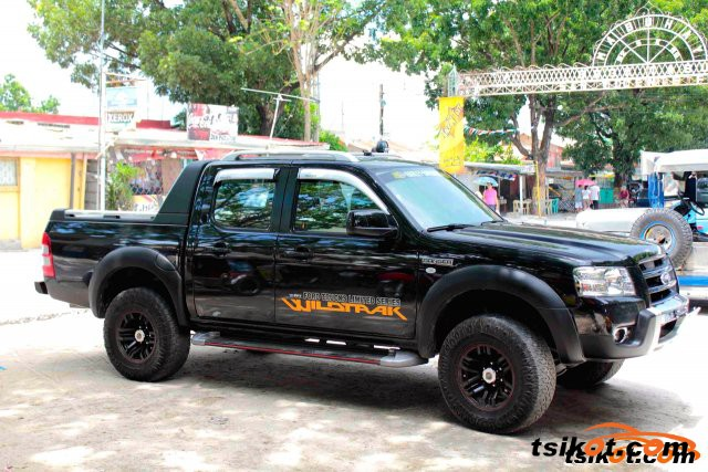 ford ranger 2008 car for sale cordillera administrative. Black Bedroom Furniture Sets. Home Design Ideas