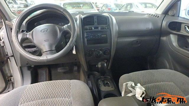 Hyundai Santa Fe 2004 - 3