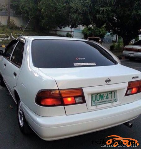 Nissan Sentra 1998 - 2