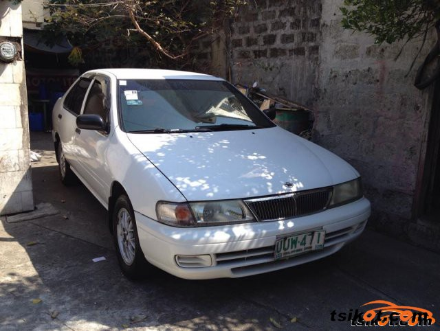 Nissan Sentra 1998 - 5