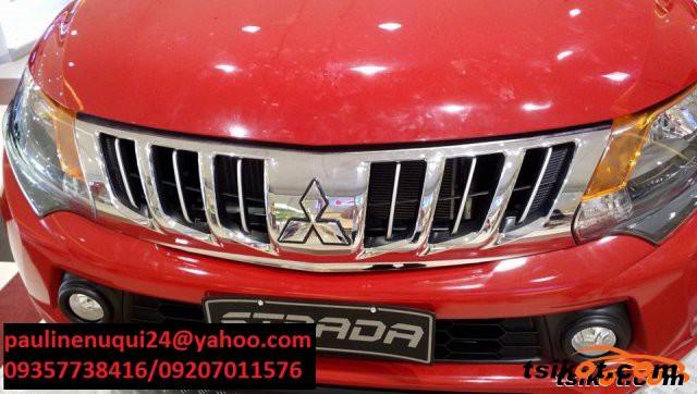 Mitsubishi Strada 2015 - 2