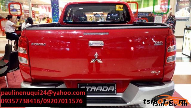Mitsubishi Strada 2015 - 5