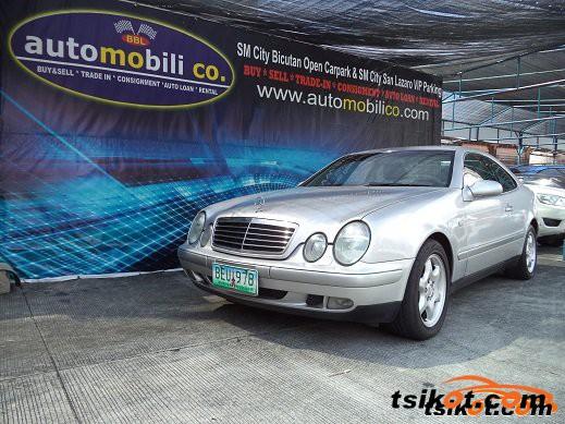 Mercedes-Benz Clk 1997 - 1