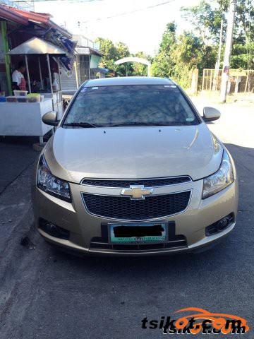 Holden Cruze 2010 - 2