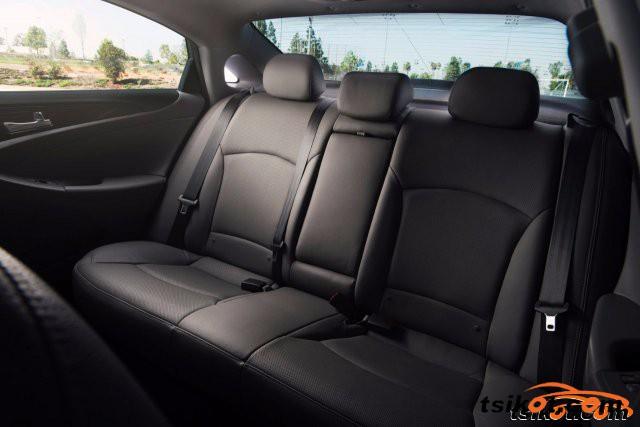 Hyundai Sonata 2015 - 2
