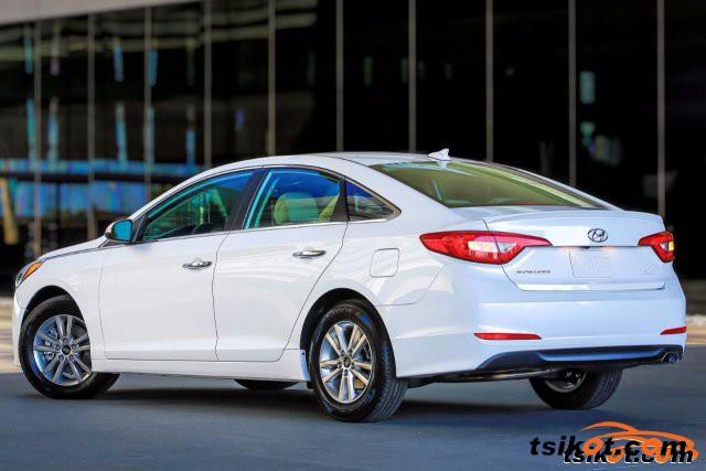 Hyundai Sonata 2015 - 3
