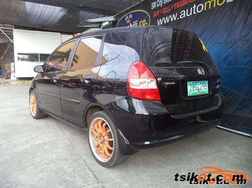 Honda Fit 2005 - 3