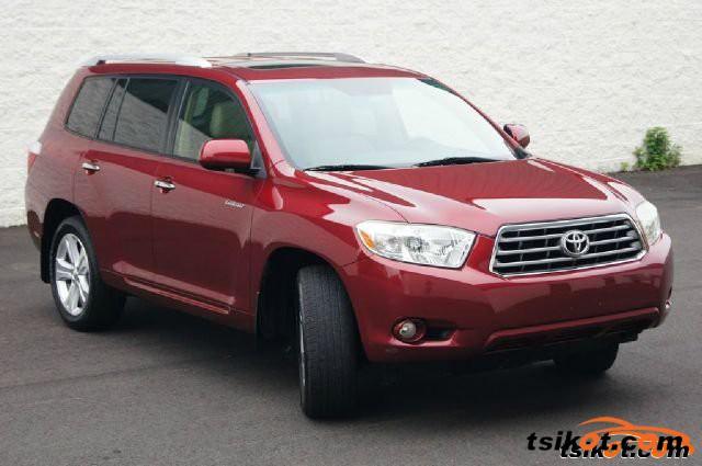 Toyota Highlander 2008 - 6