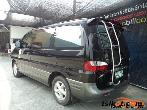 Hyundai Starex 2003 - 1