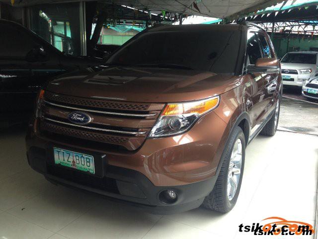 Ford Explorer 2012 - 2