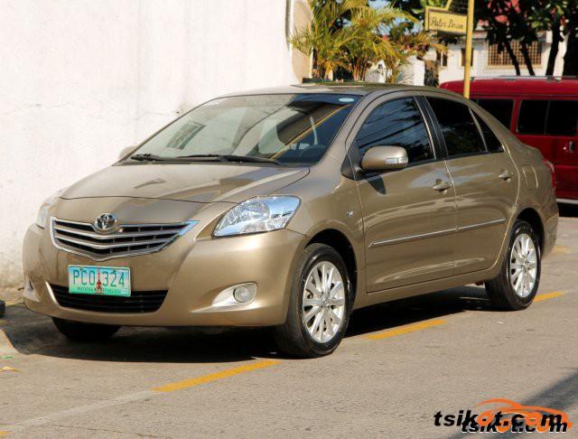 Toyota Vios 2010 - 2