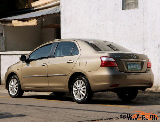 Toyota Vios 2010 - 5