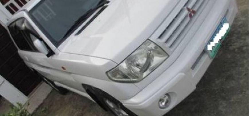 Mitsubishi Pajero 1999 - 1