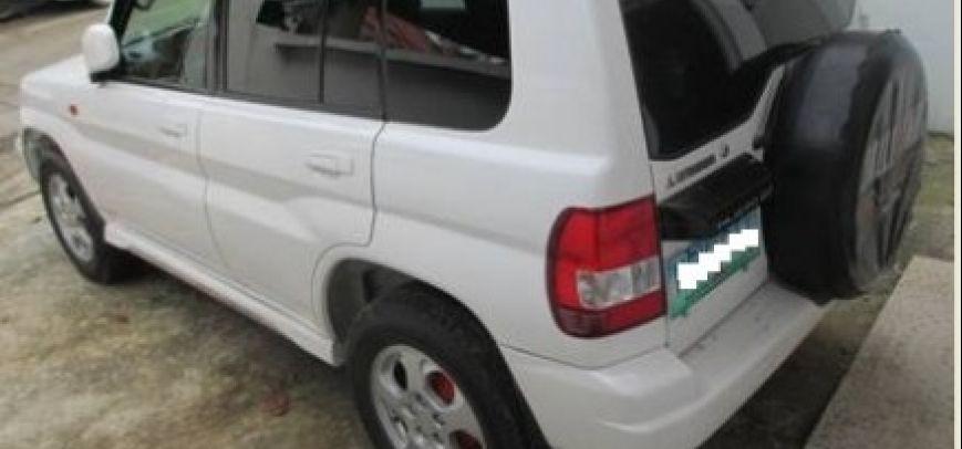 Mitsubishi Pajero 1999 - 2