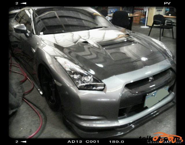 Nissan Gt-R 2010 - 2