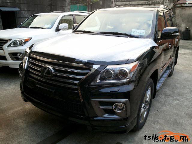 Lexus Lx 570 2015 - 3