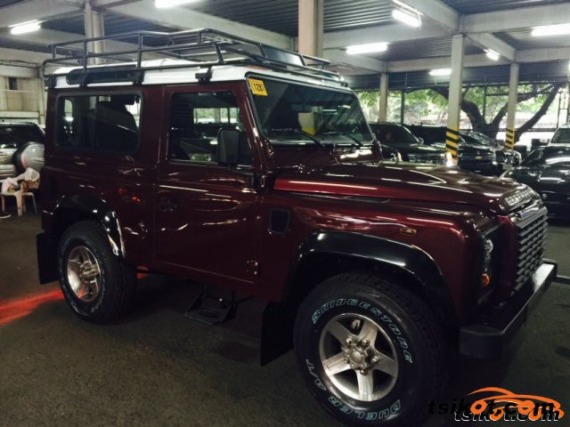 Land Rover Defender 2015 - 4