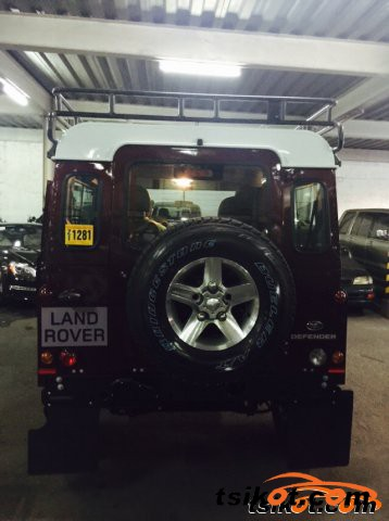 Land Rover Defender 2015 - 5