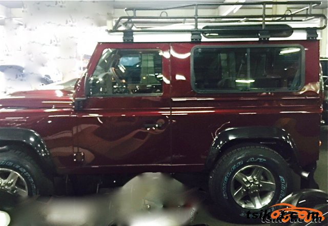 Land Rover Defender 2015 - 6