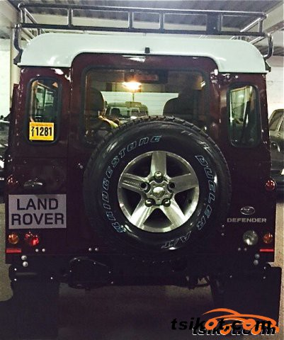 Land Rover Defender 2015 - 7