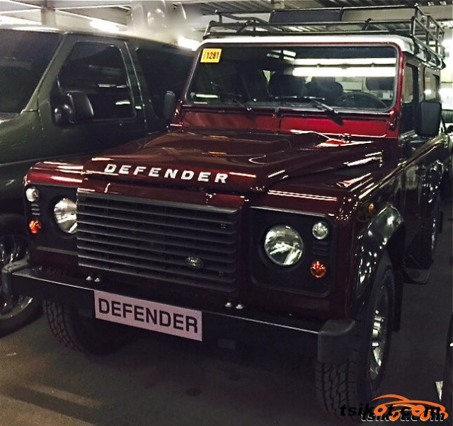Land Rover Defender 2015 - 8