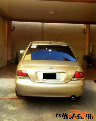 Mitsubishi Lancer 2008 - 1