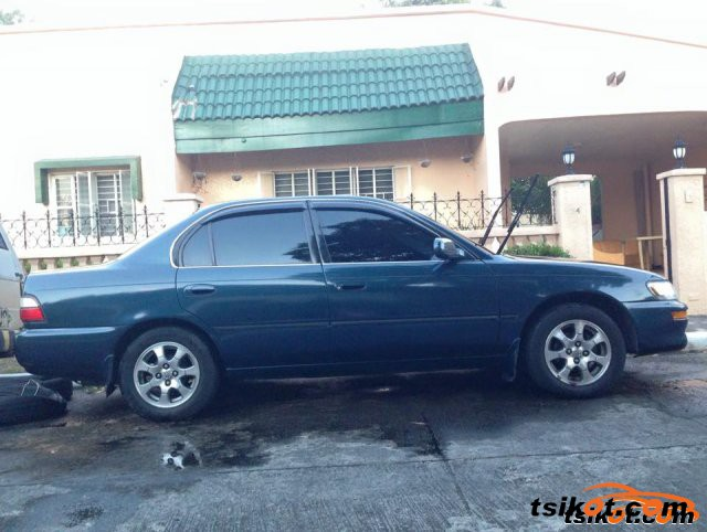 Toyota Corolla 1997 - 2