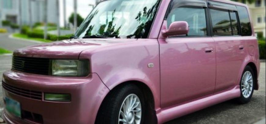 Toyota Bb 2007 - 1