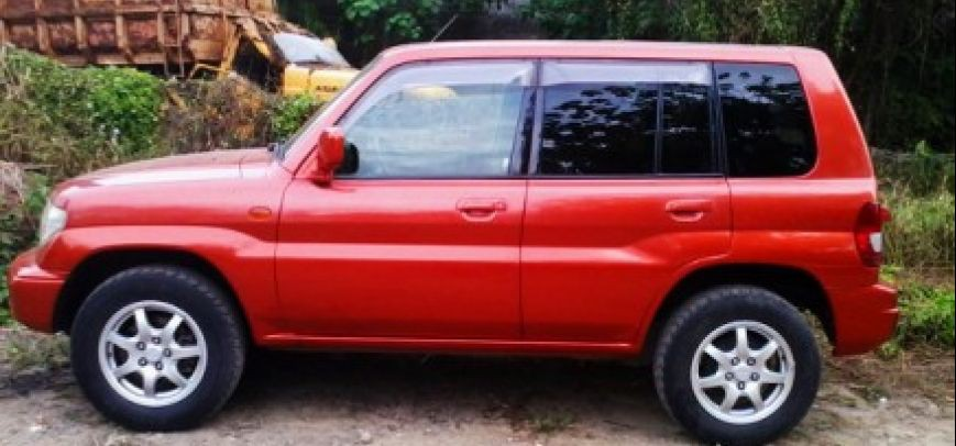 Mitsubishi Pajero 2010 - 1