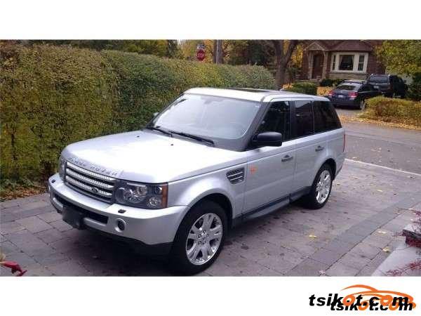 Rover Range Rover 2006 - 2