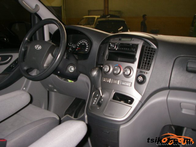 Hyundai G.starex 2009 - 4