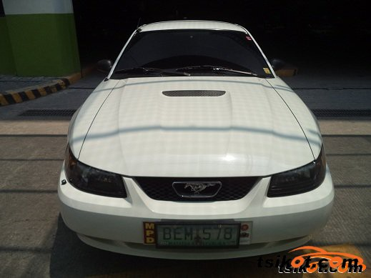 Ford Mustang 2002 - 2