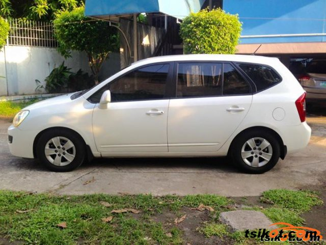 Kia Carens 2008 Car For Sale