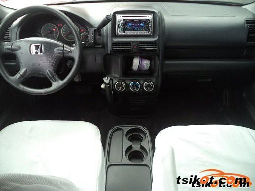 Honda Cr-V 2004 - 2