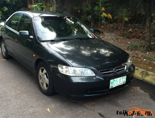 Honda Accord 1998 - 2