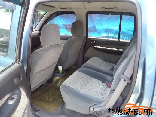 Ford Everest 2004 - 6