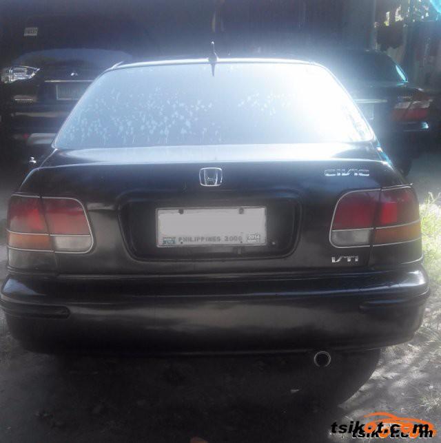 Honda Civic 1996 - 4