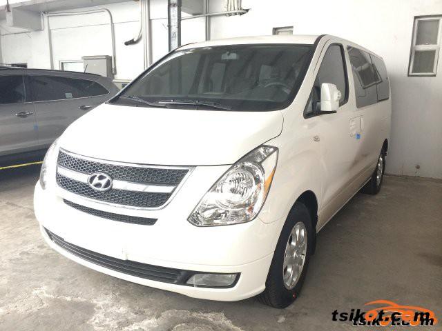 Hyundai Starex 2015 - 1