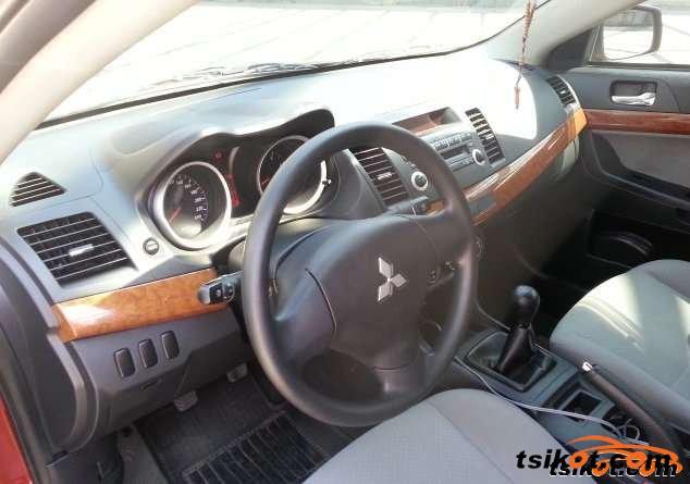 Mitsubishi Lancer 2004 - 2