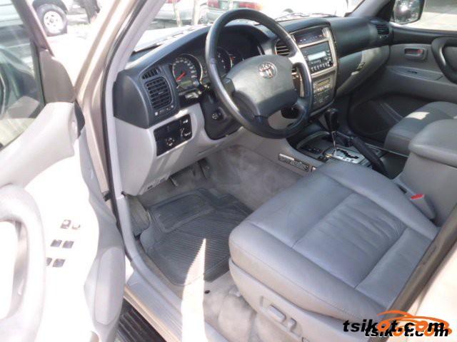 Toyota Land Cruiser 2004 - 2