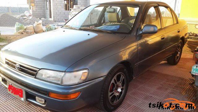Toyota Corolla 1994 - 6