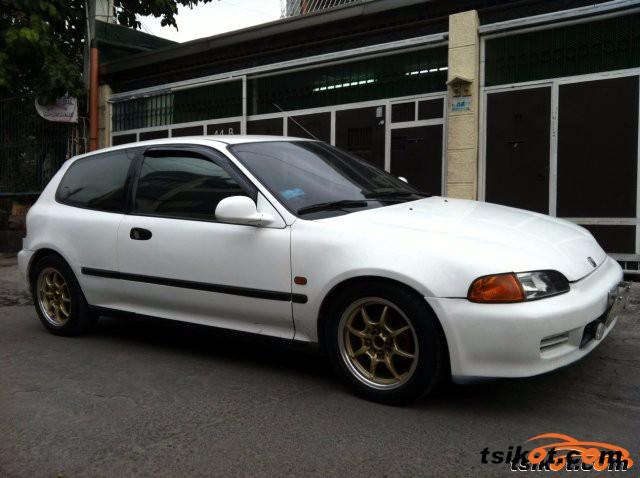 Honda Civic 1994 - 1