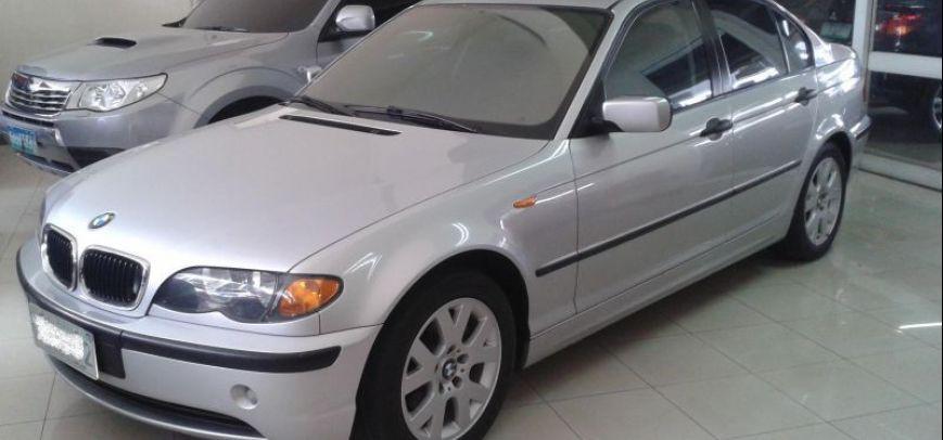 Bmw 318 2001 - 2