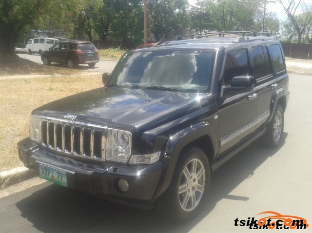 Jeep Commander 2010 - 1