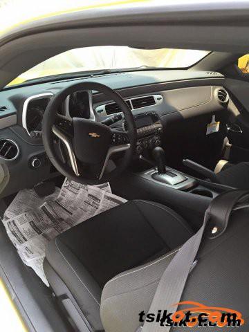 Chevrolet Camaro 2015 - 4