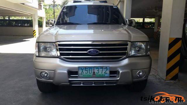 Ford Everest 2004 - 6