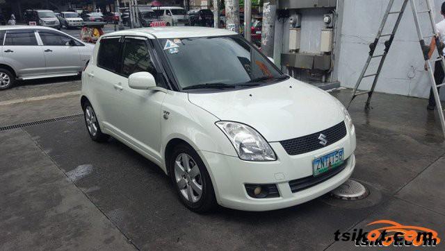 Suzuki Swift 2008 - 1