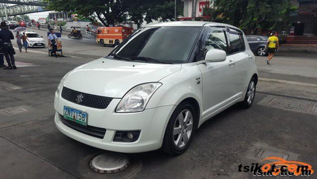 Suzuki Swift 2008 - 3