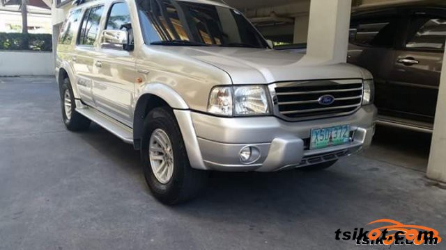 Ford Everest 2004 - 4