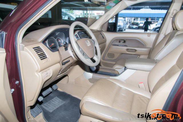 Honda Pilot 2007 - 3
